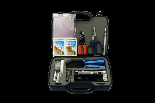 Professional Fiber Tool Kit- Bộ dụng cụ chuyên dụng hàn nối cáp quang thủ công