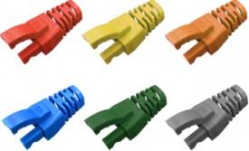 Đầu chụp hạt mạng DINTEK RJ45 Boot đa màu (P/N: 1601-XXXX)