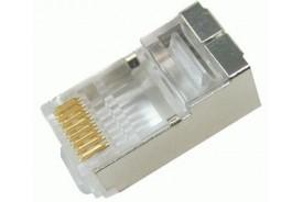 Đầu mạng RJ45 DINTEK STP Cat.5e chống nhiễu (P/N: 1501-88054)
