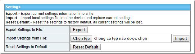 APTEK N302 Cấu hình nhanh | N302 | APTEK | Hướng dẫn sử dụng