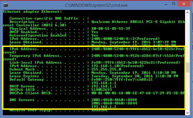 image6 DrayOS IPv6