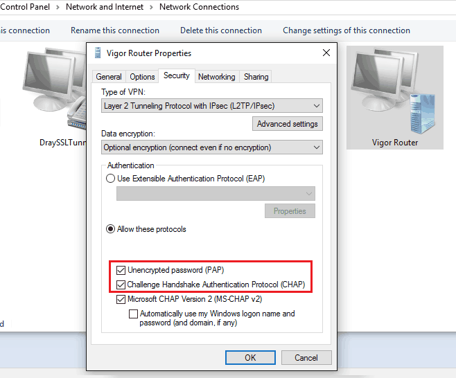 Cách Kết Nối L2TP / IPsec VPN Trên Windows 10 - HUY AN PHÁT