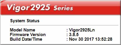image1 DrayOS upgrade firmware