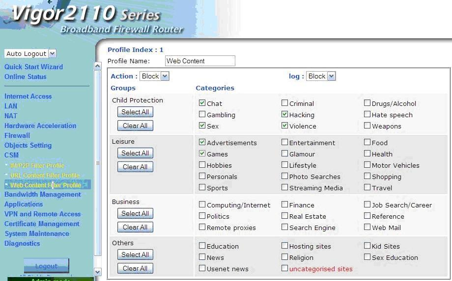 CSM (Content System Management)