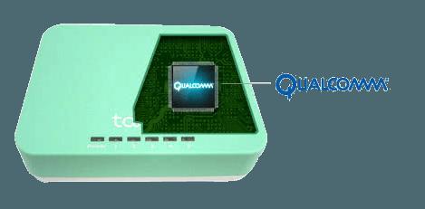 Tamio S5 chip Qualcomm