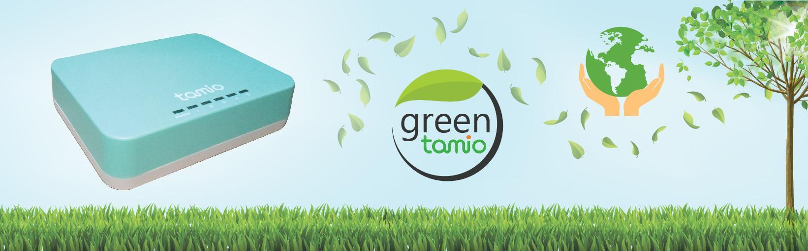 Tamio S5 cong nghe xanh
