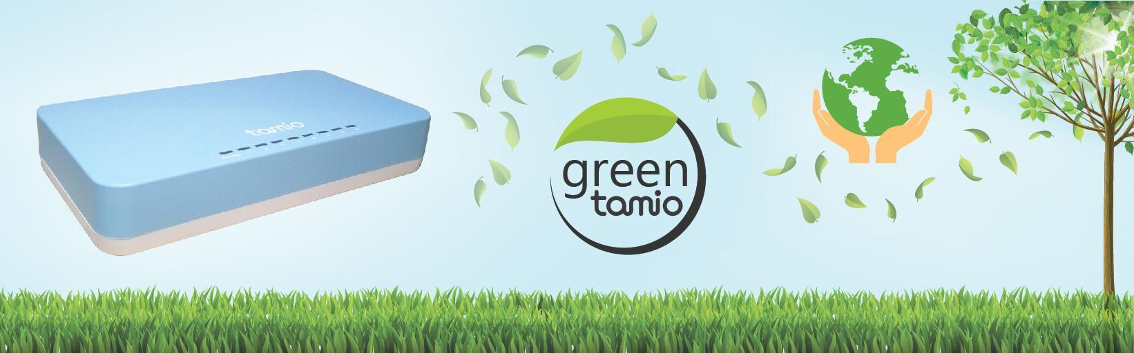 Tamio S8 cong nghe xanh