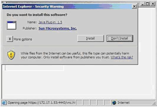 Kết nối VNC và RDP thông qua SSL VPN | E- Mạng riêng ảo
